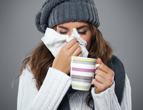 Resfriados, Gripe y COVID-19